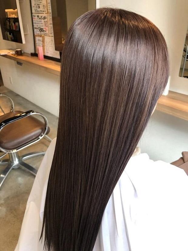 美髪カラー2