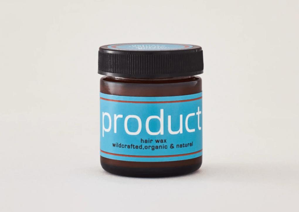The Product Organic Wax ザ・プロダクト オーガニックワックス